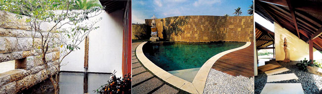 See Bali style swimming pools